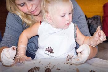 warsztaty czekolady
